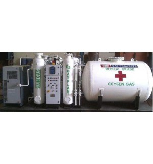 Oxygen Generator 30 NM3 (100 Jumbo Cylinder Per Day)