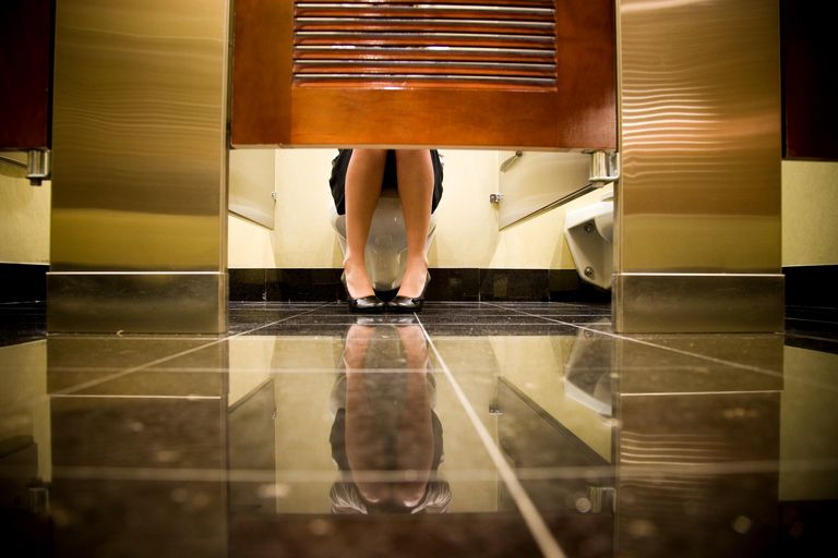 A new online survey finds 90% of Indian women afraid of using public washrooms