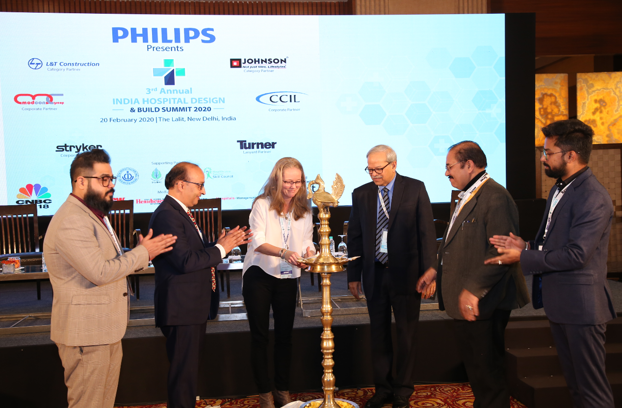 Philips unveils its 'Hospital of the Future' vision at India Hospital Design & Build Summit 2020