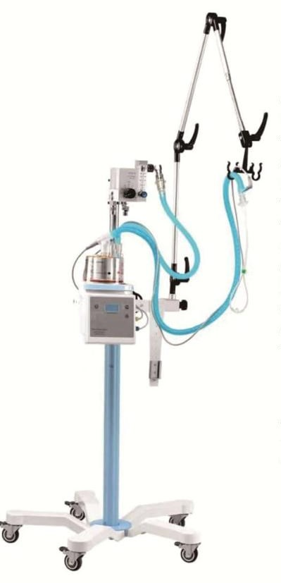 HFNC-Ventilator Replacement for Corona Virus