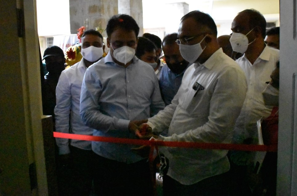 Covid-19 Testing Centre with best-in-class TrueNat machine inaugurated by Deputy Chief Minister Dr. Ashwath Narayan