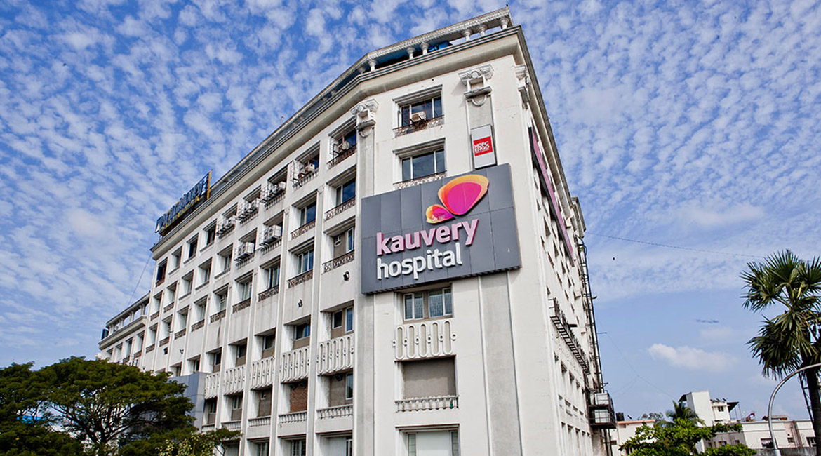 Kauvery Group of Hospitals Launches Its First Hospital in Bengaluru