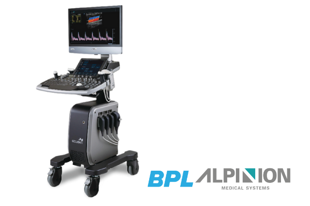 BPL Medical Technologies introduces Alpinion Ecube 8