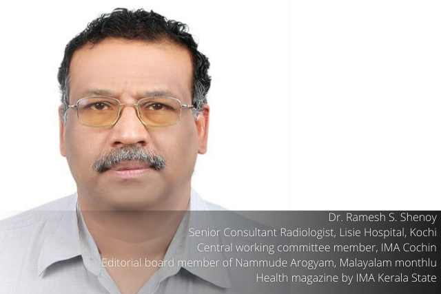 The appreciation from colleagues and patients is a great motivating factor for putting that extra hard work: An interview with Dr. Ramesh S. Shenoy